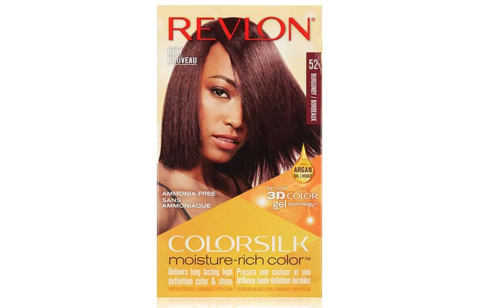 Revlon Ammonia-Free ColorSilk Moisture-Rich Color