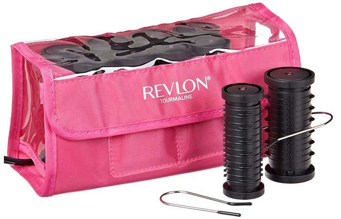 Revlon Tourmaline Curls-To-Go Travel Hairsetter