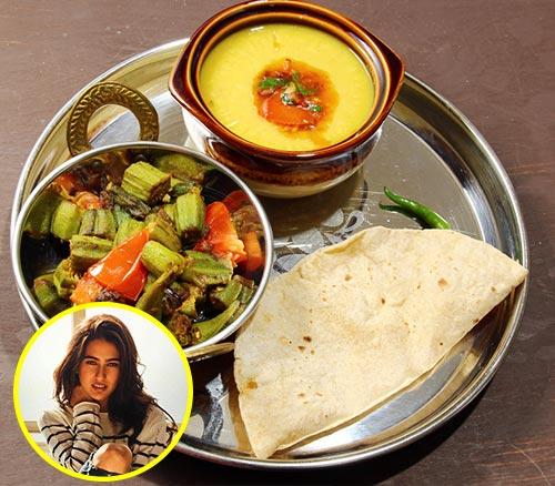 Sara Ali Khan's Diet Plan