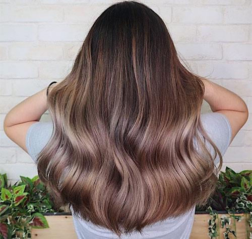 30 Suave Ash Brown Hair Shades,Dark Green Chinoiserie Wallpaper