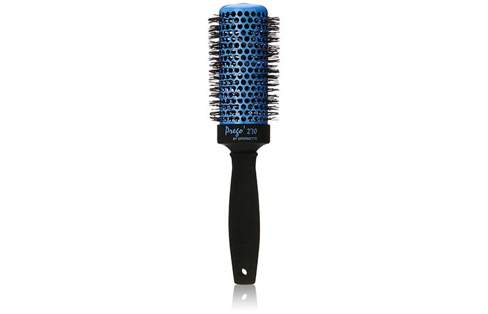 Spornette Prego 270 Round Ceramic Barrel Round Brush