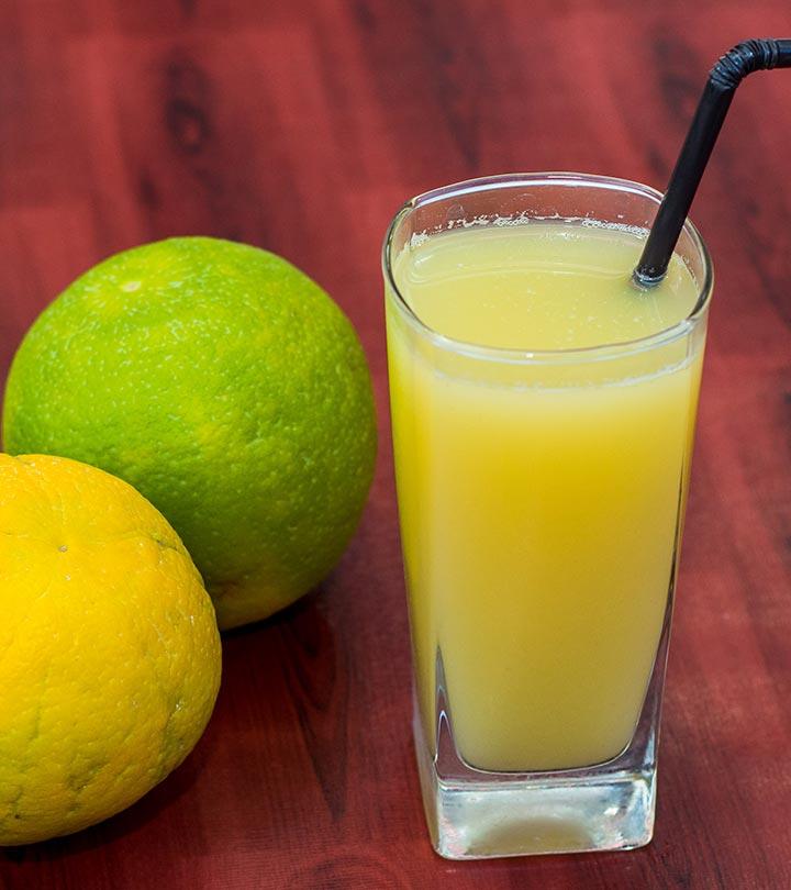 Sweet Lime (Mosambi) Benefits in Hindi
