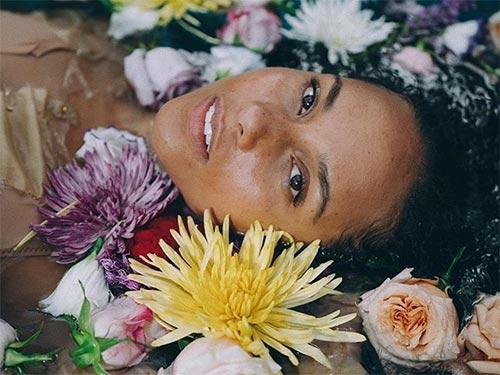 The Floral Goddess