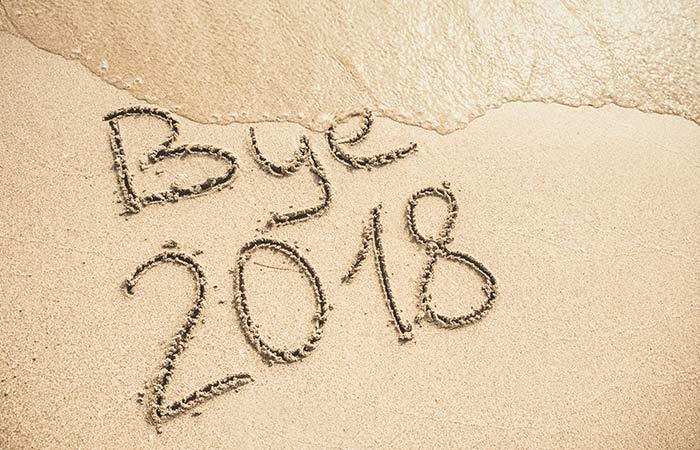 Неща, които трябва да останат зад гърба си през 2018 г. да стартират новата година