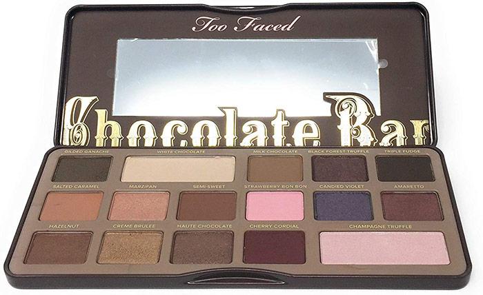 Too Faced Chocolate Bar Eyeshadow Palette - Neutral Eyeshadow Palettes
