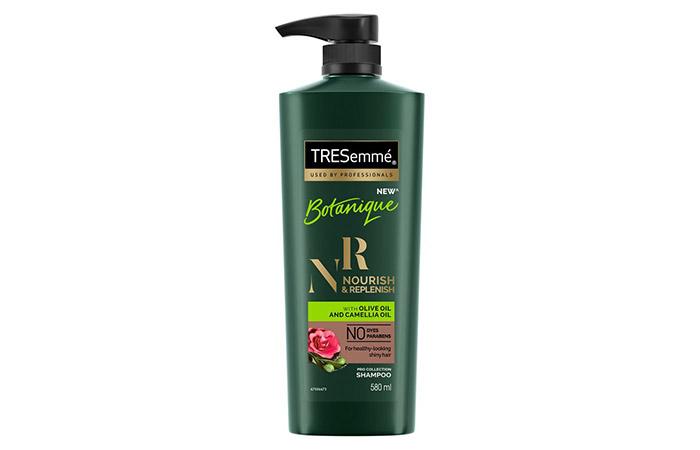 Tresemme Botanic Nourish & Replenish Shampoo