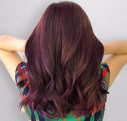 Ultraviolet Rose Brown