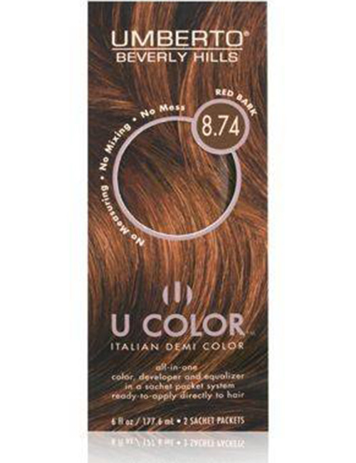Umberto Beverly Hills U Color Italian Demi Color