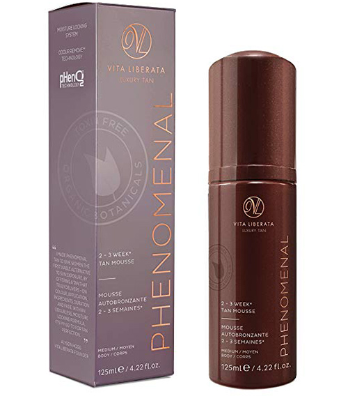 Vita Liberta Phenomenal Tan Mousse