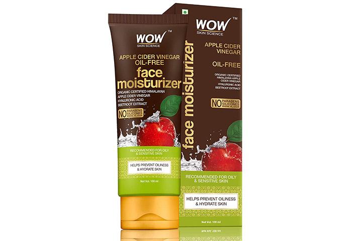 Wao Skin Science Face Moisturizer