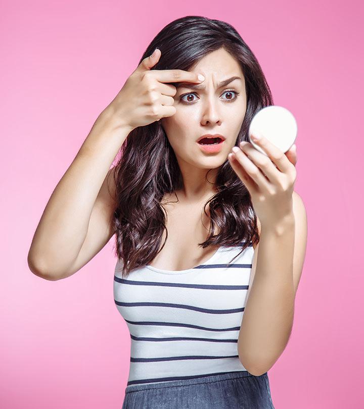 What To Do — And What Not To Do — To Get Rid Of A Pimple