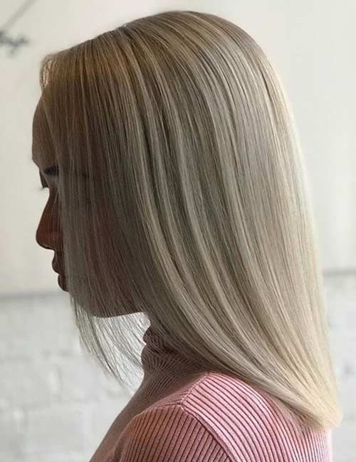 Whitewashed Blonde