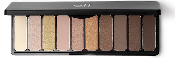 e.l.f Need It Nude Eyeshadow Palette - Neutral Eyeshadow Palettes