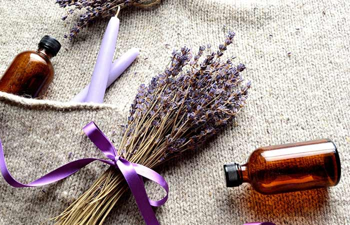 Lavender oil for Tingling in Hindi