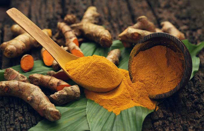 Turmeric for Fever in Hindi