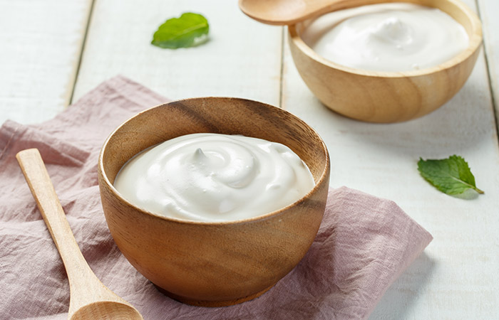 Yogurt for High BP in Hindi