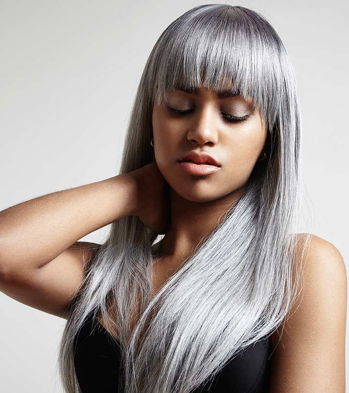 30 Stunning Gray Color Hairstyles For All Ages