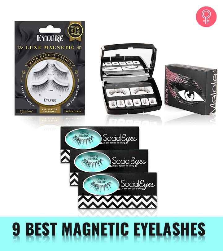 9 Best Magnetic Eyelashes