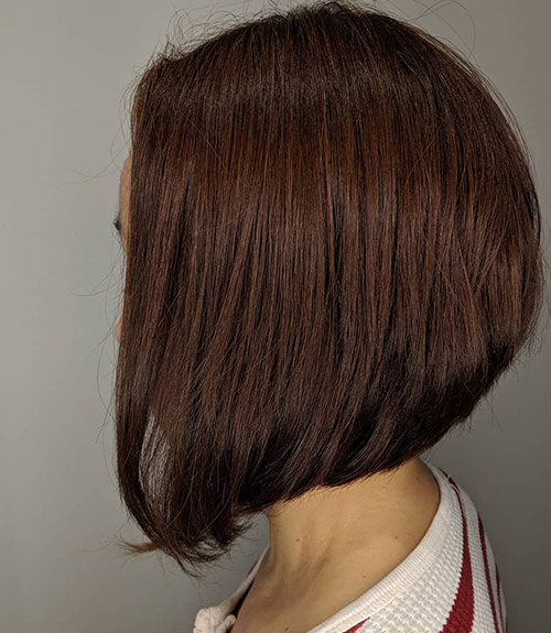 A-Line Wedge Cut