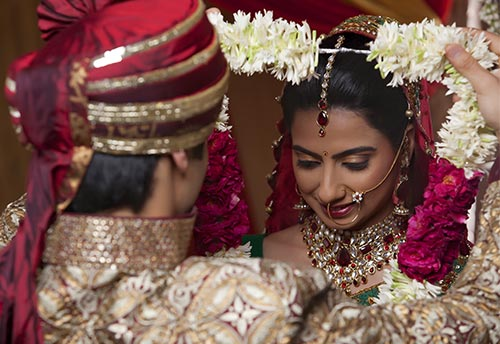 A Typical Indian Wedding