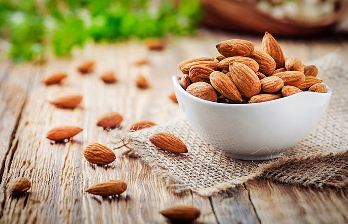 Almond for Fibroids in Hindi