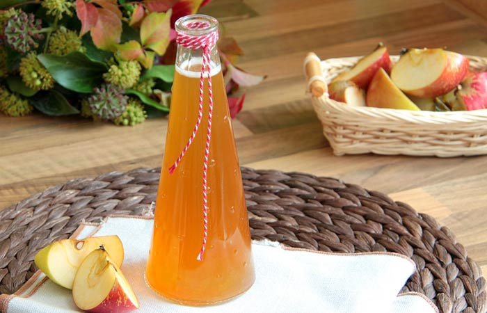 Apple Cider Vinegar for Dry Scalp in Hindi