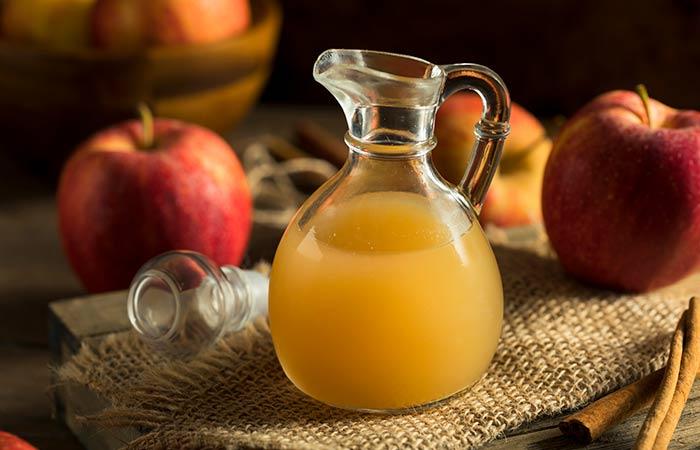 Pet ke Jalan ke Liye Apple Cider Vinegar