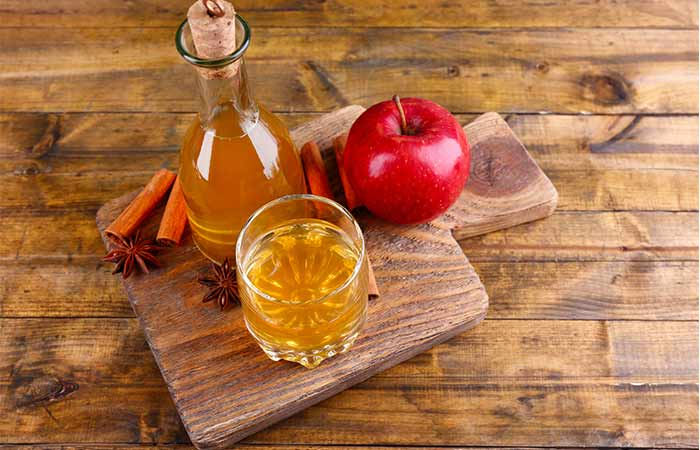 Apple Cider Vinegar for Loss Of Smell And Taste in Hindi