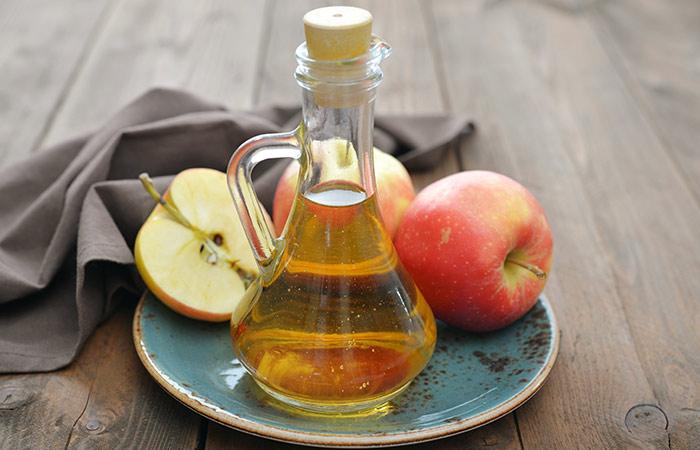 Dast ke Liye Apple Cider Vinegar