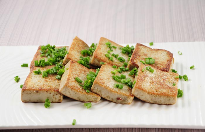 Basic Pan-Fried Tofu