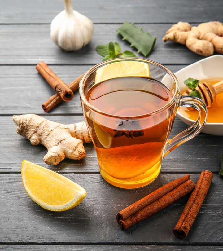 Benefits Of Lemon Ginger Tea in Hindi