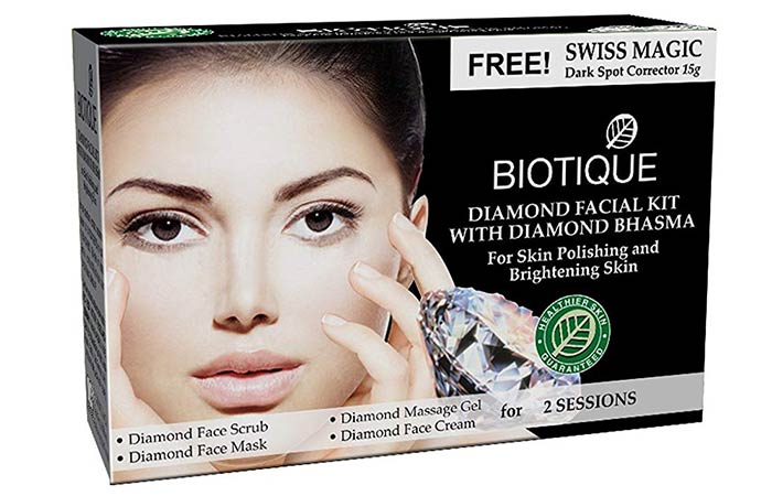 Biotique Diamond Facial Kit