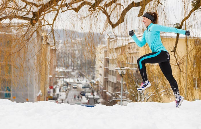 Body Burns Fat Faster In Winter Than In Any Other Season