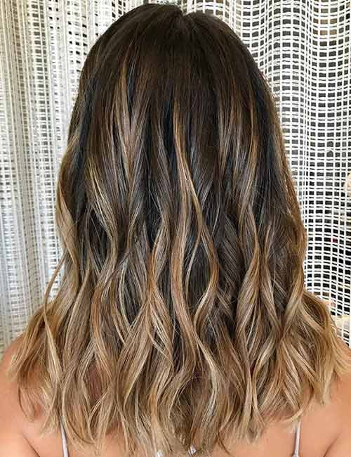 Caramel Waves