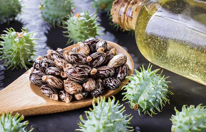 Castor Oil for Loss Of Smell And Taste in Hindi
