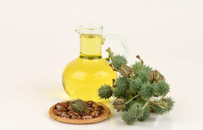 Castor oil for Forhead Wrinkles in Hindi