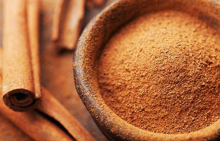 Cinnamon for Loss Of Smell And Taste in Hindi