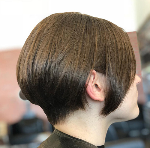 Classic Wedge Cut