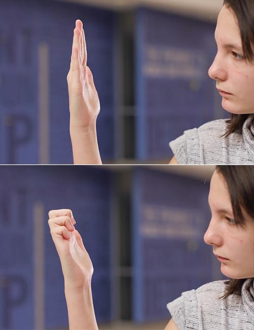 Claw Exercise