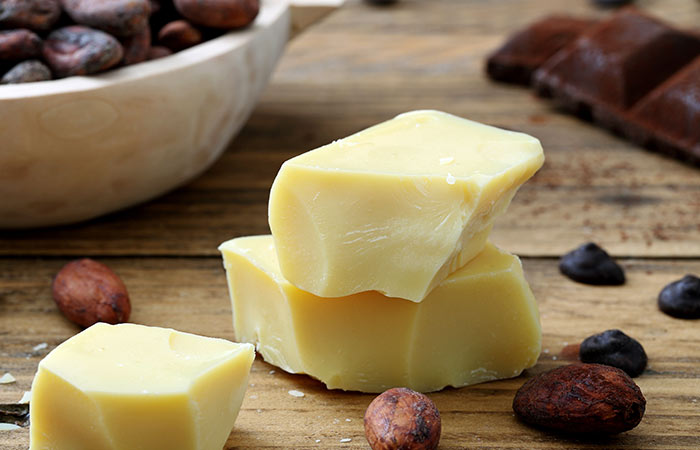 Cocoa Butter for Chapped Lips in Hindi