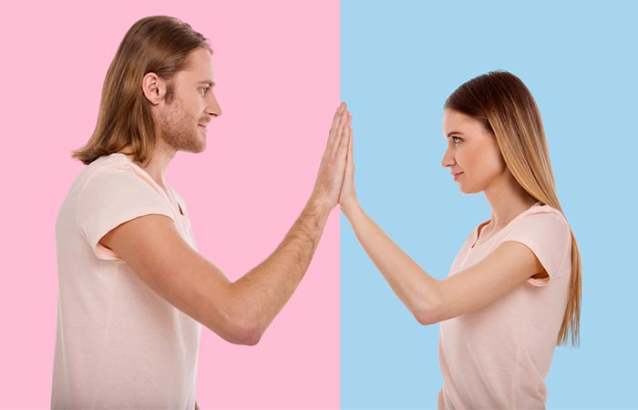 Shutterstock </p> </div> <p> Another common saying, this one gives the feeling that for a marriage to work, both parties need to give up something. It also makes it seem like that if you want to have a great marriage, and win-win is out of the question. </p> <p> Rather than give in to this mode of thinking, one should look for alternative options that meet the requirements of both parties, so that no one feels like they are giving up something. </p> <h2> 3. If They Can not Handle You At Your Worst, Then They Do not Deserve You At Your Best </h2> <div id=