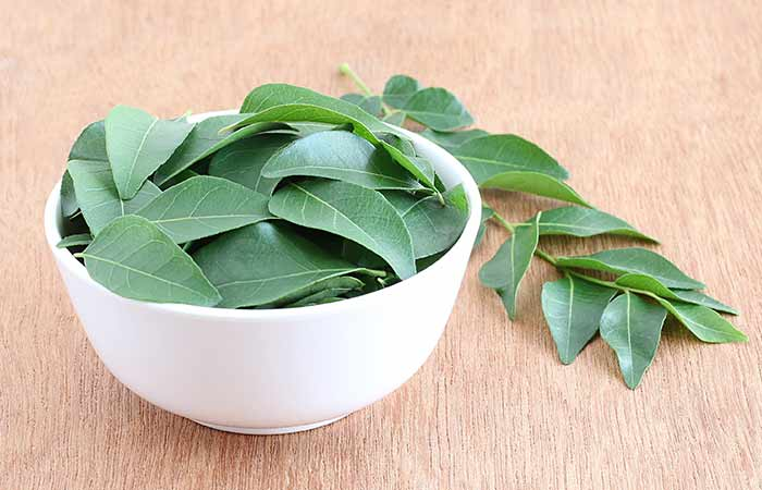 Curry Leaf for Loss Of Smell And Taste in Hindi