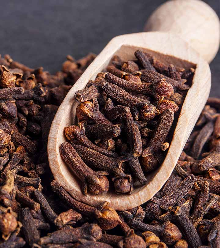 Effective DIY Recipes Using Cloves For Healthy Body, Skin, And Hair