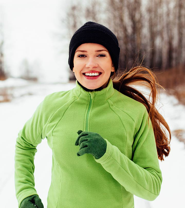 Why Winter Is The Best Time To Exercise For Weight Loss