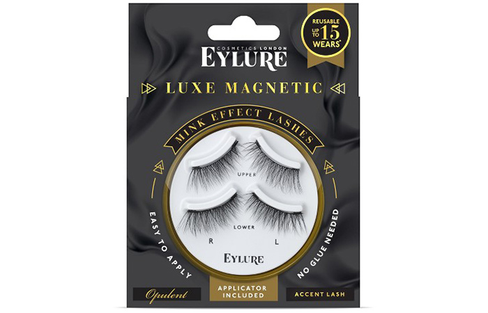 Eylure Luxe Magnetic Opulent Accent Lashes