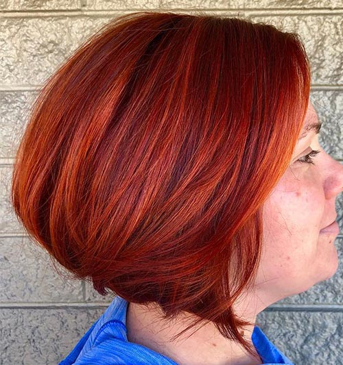 Fiery Wedge Cut