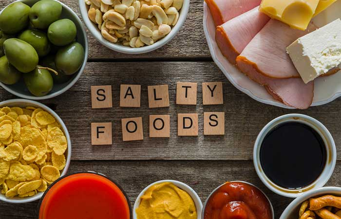 Food Sources Of Sodium Other Than Salt