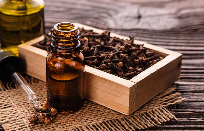 Shutterstock </p> </div> <p>  We all saw how our grandmother uses cloves as a mouth-freshener as we use refreshers for mint these days. If you are struggling with oral hygiene problems, such as bad breath or gum problems, carnation is the perfect solution for you. It is an incredible antiseptic and its strong smell will keep your mouth fresh. Having a sensitive tooth is a pain. Clove oil is said to provide release of a sensitive tooth (<a href=