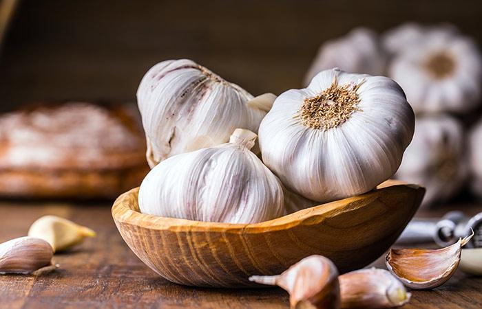 Garlic for Fibroids in Hindi