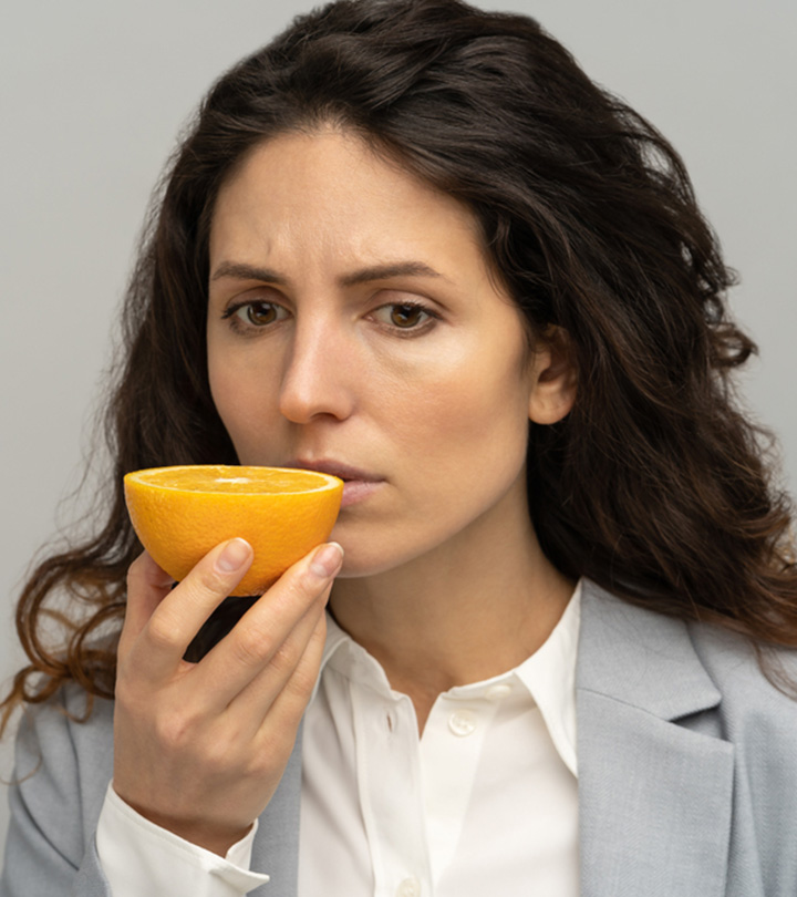 Home Remedies For Loss Of Taste And Smell in Hindi